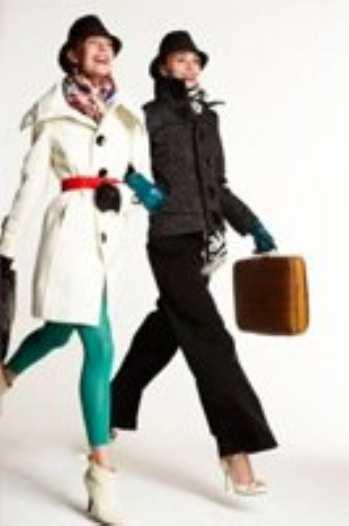 Что надеть в дорогу: модные рекомендации