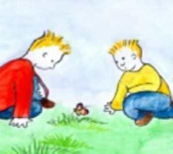 """Бабочкины сказки - 3. """"Доброе дело"""""""