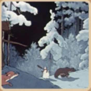 Не забудьте посмотреть новогодние мультфильмы!