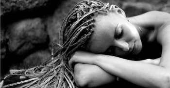 Афрокосички - этно-мотивы в волосах