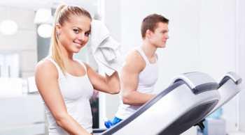 Фитнес на двоих